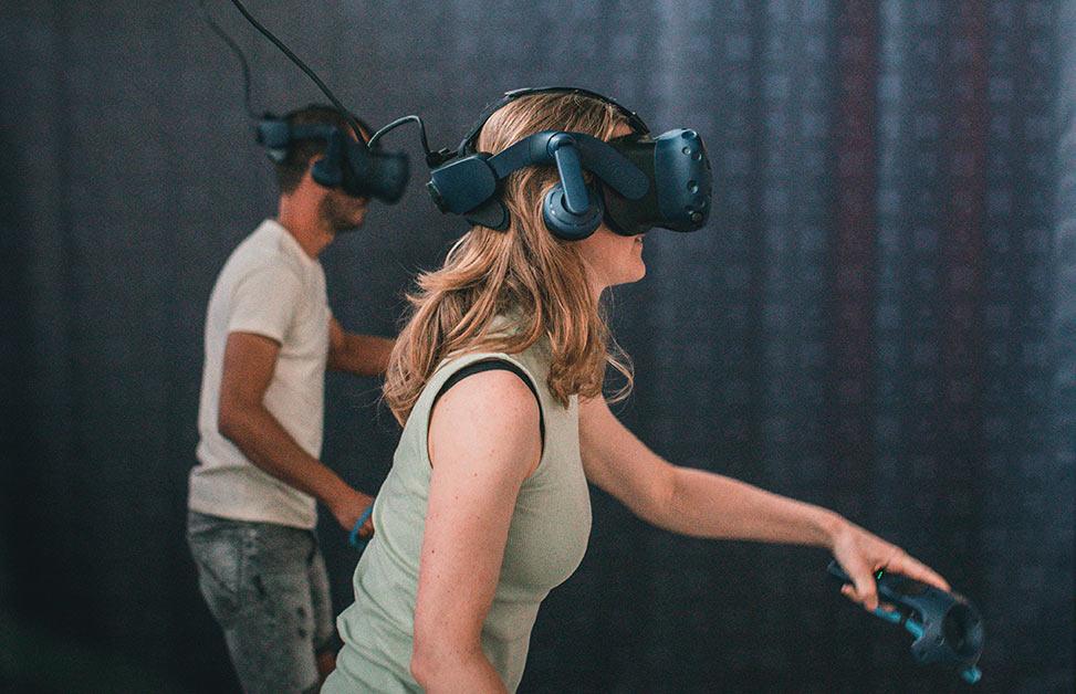 VR Arcade experience